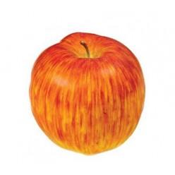 Яблоко красно-желтое д-8 см 12/72