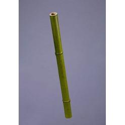 Бамбук стебель полый св. зеленый толстый в-60 см, д-4 см 6/48