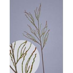 Ветвь зелено-коричневая в-70 см 12/144