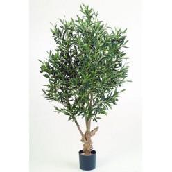 Олива Твист натуральная с плодами 180 см 2/2