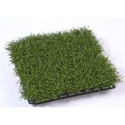 Газон-трава коврик темно-зеленая