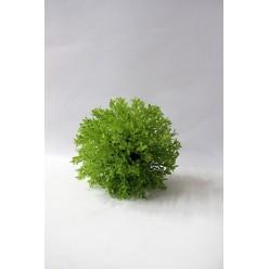 Шар искусственный зеленый