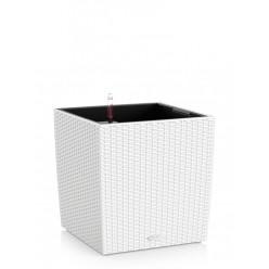 Кашпо Lechuza Cube Cottage 50 белый