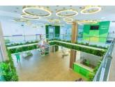 Озеленение из искусственных растений