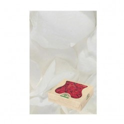 Розы лепестки 63гр белый