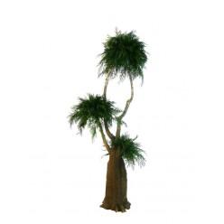 Дерево Джумбо Туя 160см зеленый