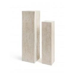 Колонна Ergo Cork белый песок